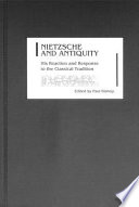 nietzsche-and-antiquity