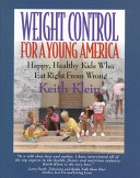 Weight Control for a Young America Book PDF