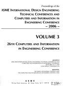 Proceedings of DETC