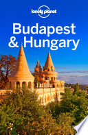 Lonely Planet Budapest   Hungary
