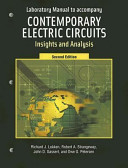Contemporary Electric Circuits