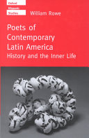 Poets of Contemporary Latin America