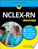 Nclex Rn For Dummies With Online Practice Tests