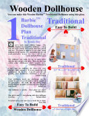 Barbie Dollhouse Plan Traditional : of 1/2
