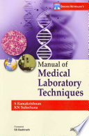 Manual of Medical Laboratory Techniques