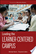 Leading the Learner Centered Campus