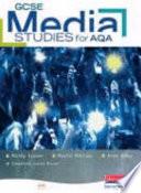 GCSE Media Studies for AQA