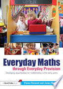 Everyday Maths Through Everyday Provision : so difficult to observe children...