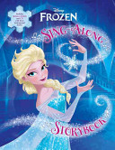 Frozen Sing Along Storybook
