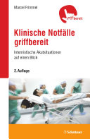 Klinische Notfälle griffbereit