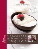 illustration Chocolats & desserts de Pâques