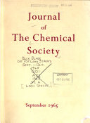 Journal Of The Chemical Society book