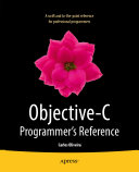 Objective-C Programmer's Reference