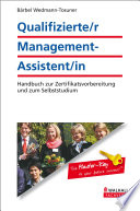Qualifizierte/r Management-Assistent/in