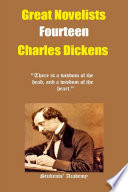 Great Novelists Fourteen  Charles Dickens