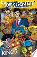 Dirk Gently s Holistic Detective Agency  1