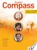 English Compass B1   Student s Book Mit 2 Audio CD CD ROMs