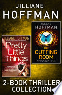 Pretty Little Things  The Cutting Room  2 Book Thriller Collection