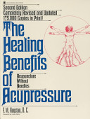 The Healing Benefits of Acupressure