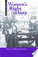 Women s Right to Vote