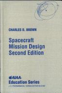 Spacecraft Mission Design