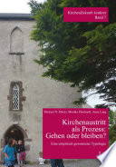 Kirchenaustritt als Prozess