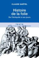 Histoire de la psychanalyse en France, 2 tomes