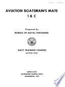 Aviation Boatswain's Mate 1 & C