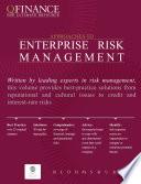 Approaches to Enterprise Risk Management