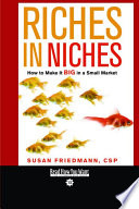 Riches in Niches