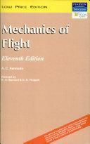 Mechanics Of Flight 11 E