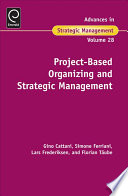 Project-Based Organizing and Strategic Management