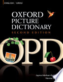 Oxford Picture Dictionary English Urdu Edition  Bilingual Dictionary for Urdu speaking teenage and adult students of English