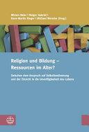 Religion und Bildung - Ressourcen im Alter?