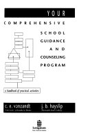 Your Comprehensive School Guidance And Counseling Program