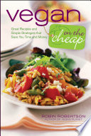 Book Vegan on the Cheap