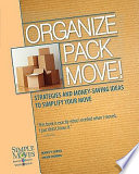 Organize Pack Move