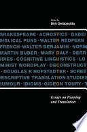 Traductio Essays on Punning and Translation