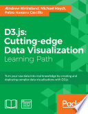 D3 js  Cutting edge Data Visualization