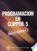 Programación en Clipper 5