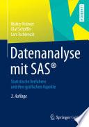 Datenanalyse mit SAS