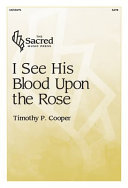 Book I See His Blood Upon the Rose