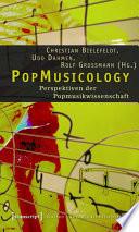 PopMusicology