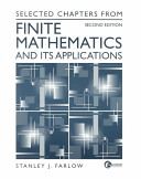 Selected Chapters from Finite Mathematics and Its Applications