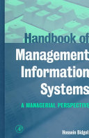 Handbook Of Management Information Systems