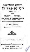 Naturgeschichte   bers  von Gottfried Gro  e