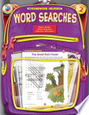 Word Searches  Grade 2