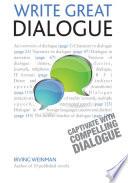 Write Great Dialogue  Teach Yourself Ebook Epub