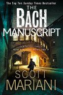 The Bach Manuscript  Ben Hope  Book 16
