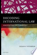 Decoding International Law